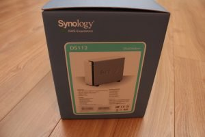 Synology DS112 Box