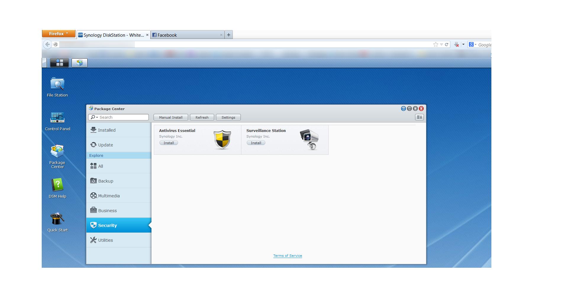 diskstation manager download