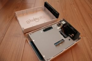 Dissembled Synology DS112