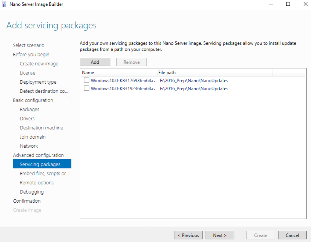12nanoserverimagebuilder_servicing_packages