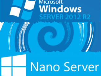 Upgrading Server 2012R2 to Nano Server