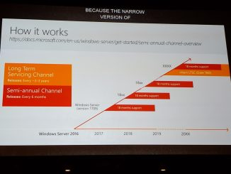 Microsoft Windows Release Channel breakdown