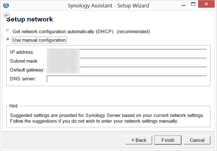 Synology DS112 Basic Setup Guide - Tech Thoughts