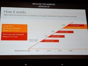 Microsoft Windows Release Channel breakdown