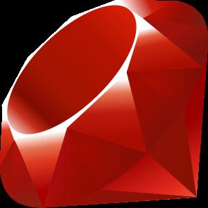 Ruby Icon Logo